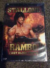 Rambo First Blood Part II New DVD