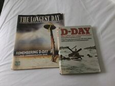Two Books Recounting the History of D.Day