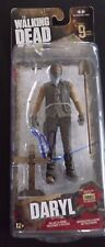 """Norman Reedus The Walking Dead Daryl 6"""" Action Figure Signed McFarlane"""