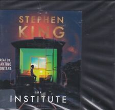 THE INSTITUTE by STEPHEN KING ~UNABRIDGED CD AUDIOBOOK
