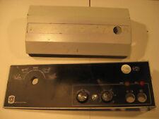 Eumig Mark S 810 Pièces de rechange 8 mm projecteur de-Les deux Front panneaux-spare part