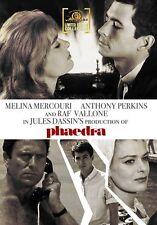 Phaedra 1962 (DVD) Melina Mercouri, Anthony Perkins, Raf Vallone - New!