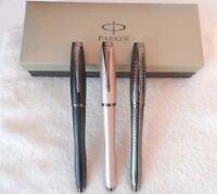 Perfect Urban Series Parker Pen Fine Nib Fountain Pen Classic Nib U Pick Color