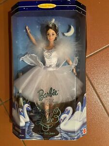 Collector Edition Barbie Doll as the Swan Queen in the Swan Lake Ballet