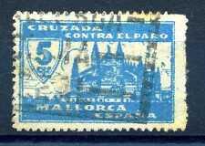SPAIN - MALLORCA - SPAGNA - 1937/1940. Pro Disoccupazione. Edizioni locali.S2083