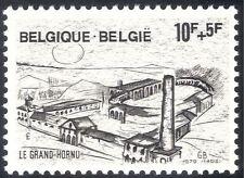 Belgium 1979 Le Grand-Hornu/Industry/Business/Buildings/Heritage 1v (n43117)