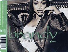 BRANDY : TOP OF THE WORLD - REMIXES / CD