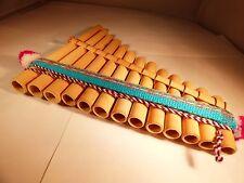 Pan Flute Antara Siku 13 Pipe Andean Flauta