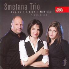 Dvorák, Fibich, Martinu: Piano Trios, New Music