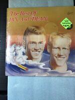 The Best of Jan & Dean Excelsior Vinyl Album Original Inner Sleeve