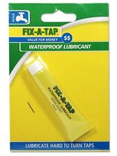 FIX-A-TAP WATERPROOF LUBRICANT 10ml - LUBRICATES TAP PARTS