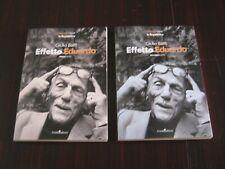 Effetto Eduardo-Primo Atto + Secondo Atto-2 Libri-NUOVO-Giulio Baffi