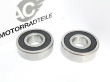 Honda CB 750 KZ rc01 bearing set 2 piece rear wheel hub reproduction