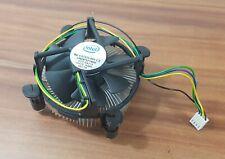 Original Intel E97375-001 Socket 775 Heatsink & Fan 4-Pin TOP ZUSTAND!