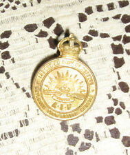 WW1 Returned From Active Service Badge Really Nice Condition