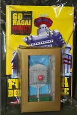 Grande Mazinga Fortezza Delle Scienze Go Nagai Robot Special Figure Collection