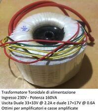 Sedlbauer 858742 Trasformatore toroidale 1 x 230 V 2 x 18 V//AC 15 VA 0.42 A