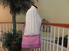 Coach Kristin Purple Lilac Leather Shoulder Crossbody Handbag F22308