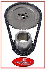 Timing Chain Set ENGINETECH For Chevy GMC Hummer Pontiac 4.8L 5.3L 5.7L 6.0L V8
