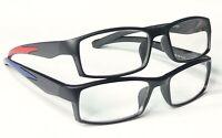 L152 Valued High Quality Sport Style Matt Plastic Reading Glasses/Comfort Design