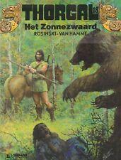 THORGAL 18 - HET ZONNEZWAARD - Rosinski - van Hamme
