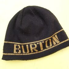 Burton Snowboarding Beanie Hat/Cap Unisex One size Adult