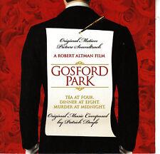 Gosford Park-2001-Original Movie Soundtrack- CD