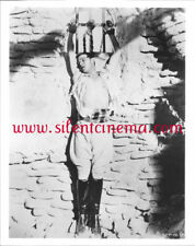 SON OF THE SHEIK (1926) Rudolph Valentino Bare-Chested and Bound to a Wall