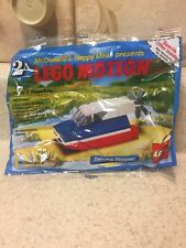 NIP McDonald's Lego Motion Happy Meal Swamp Stinger 2A 1989