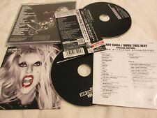 LADY GAGA / born this way special edit /JAPAN LTD 2CD OBI