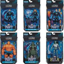 Fantastic Four Marvel Legends 6-Inch Action Figures Wave 1 In Stock!