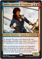 MTG Magic DOM - Jhoira, Weatherlight Captain/Djoïra, de l'Aquilon, French/VF