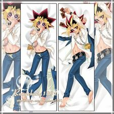 Hot Anime YuGiOh Yugi Muto Dakimakura Male Pillow Case Cover Hugging Body 150cm
