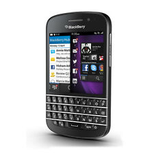 BLACKBERRY Nuovo di Zecca Q10 Sbloccato Telefono 16GB-BB10 - 4G-WIFI - 8MP Camera