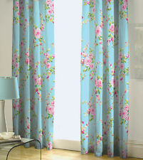 Catherine Lansfield Floral Ready Made Curtains