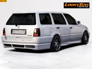 Rs Pare-Chocs / Spoiler Aileron VW Golf 3 III Variant