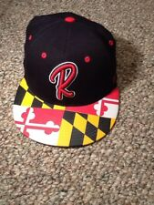 RARE WESTERN HOWARD COUNTY RENEGADES BASEBALL HAT WITH MD FLAG