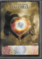 2 DVD ALL ZONE--CONCERT--DANS L'OEIL DES ENFOIRES 2011