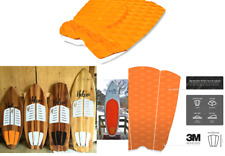 Punt Surf Surfboard Traction Pad - 3 Piece Surf Board & Skimboard Stomp Foot .