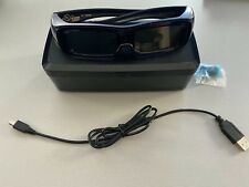 Panasonic 3D Glasses TY-EW3D2MA Full HD IR Active Shutter Excellent Condition !!