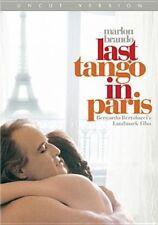 Last Tango in Paris 0027616657022 With Marlon Brando DVD Region 1