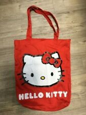 Hello Kitty Red Tote Bag