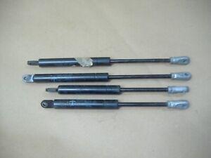 porsche 911 912 rear hatch front hood lift support struts 65 - 98 yr