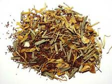 100g jengibre limón, aromatizados rooibos y Tulsi loser té de hierbas