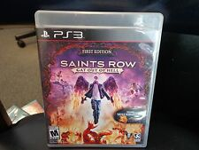 Saints Row: Gat Out of Hell (Sony PlayStation 3, 2015)