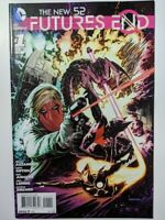 Futures End 1 New 52 Grifter Cover - To Be In Batman 100 101 Run Tynion Jimenez