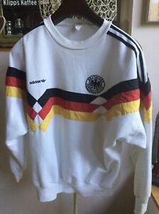 Adidas DFB  Deutschland Sweater WM 90,Gr.8XL