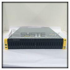 HP 3PAR M6710 25-Bay SFF 2.5inch 2U SAS Drive Enclosure QR490A 683232-001
