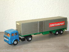 Fiat Truck & Van Trailer van Shinsei Mini Power Japan 1:64 *6389