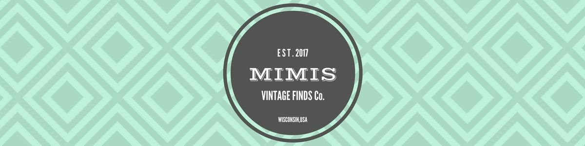 MIMIS VINTAGE FINDS Co.